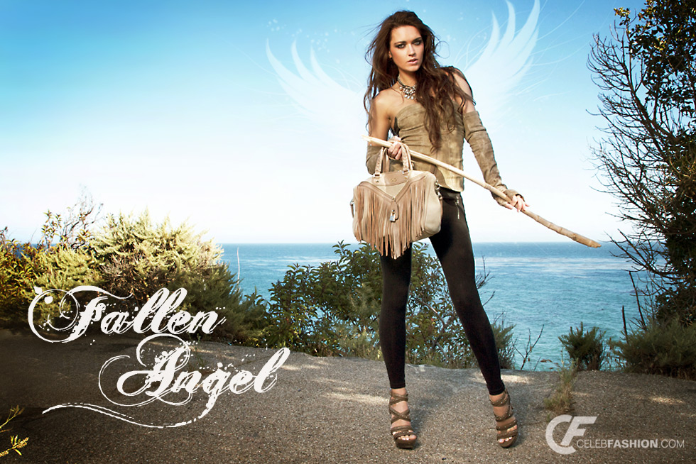Angel Model Fashion